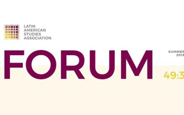 conpeace lasa forum dossier